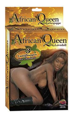 Puppe African Queen