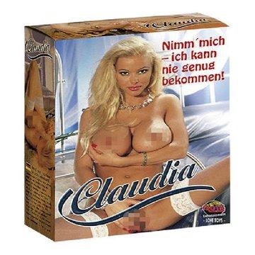 Puppe Claudia